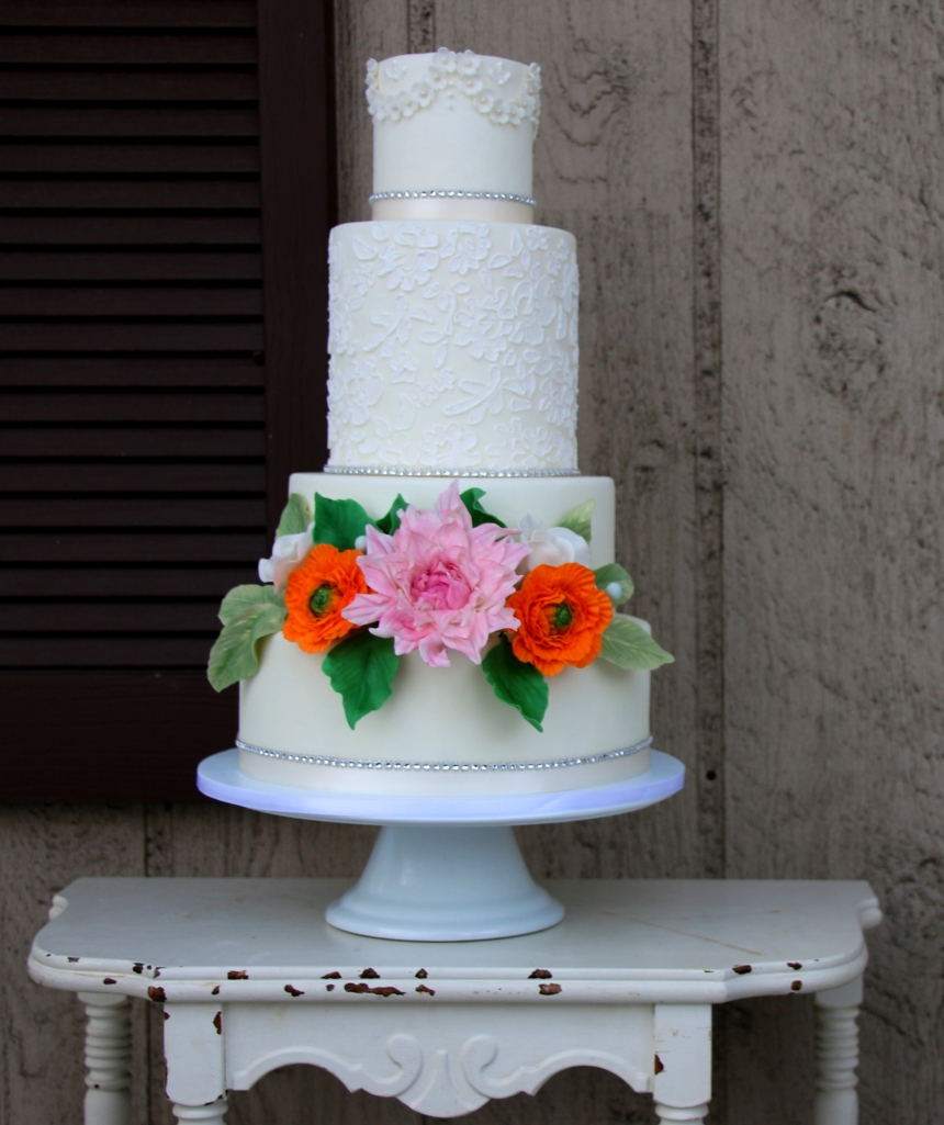 Wedding Cakes Mentor Ohio